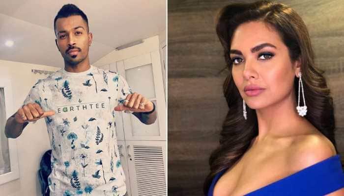 Hardik Pandya-Esha Gupta in a relationship? Here's the truth