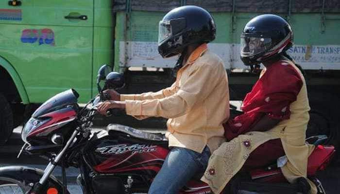 Class 11 student creates 'smart helmet' that controls bike's ignition