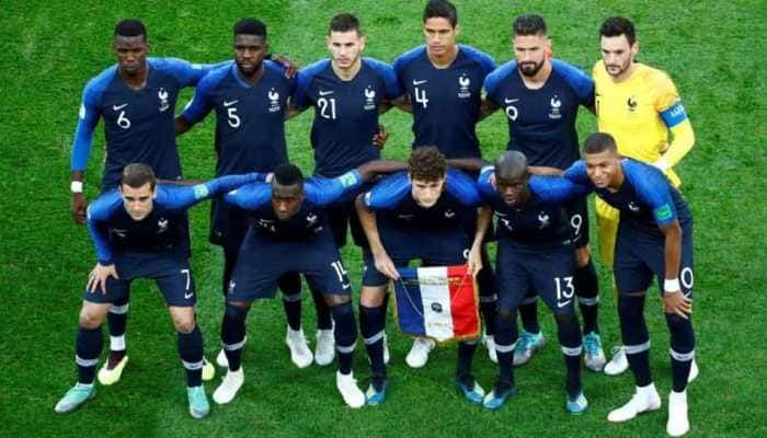 Blaise Matuidi says France not expecting tired Croatia in FIFA World Cup final