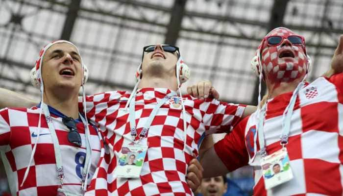 Croatia fans hope to settle old score at World Cup final with France