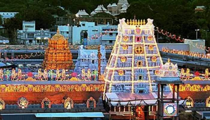 In a first, Tirumala temple to close doors for six consecutive days