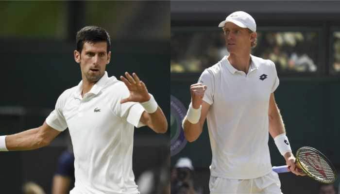 Wimbledon 2018 final: Novak Djokovic vs Kevin Anderson - As it happened