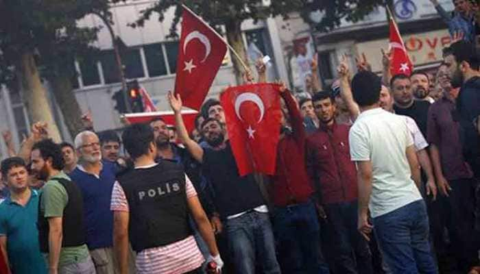 Turkey marks second coup anniversary