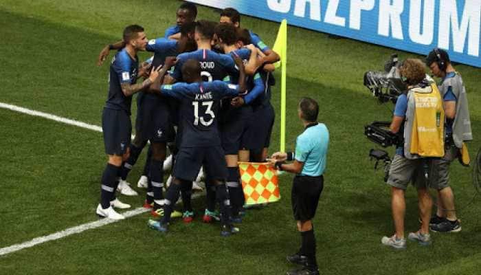 France win FIFA World Cup 2018, beat Croatia 4-2 - As it happened