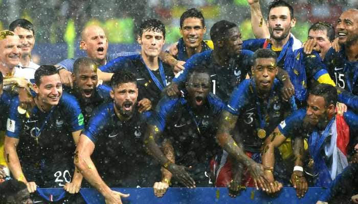 Modi, Trump congratulate France for winning FIFA World Cup 2018