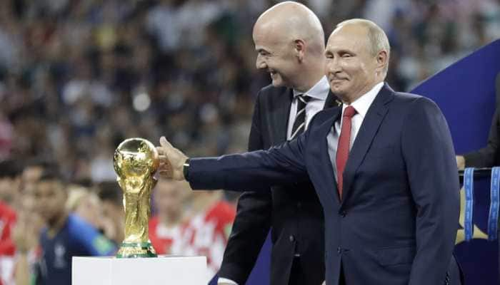 FIFA World Cup 2018: Vladimir Putin allows Football fans visa-free entry to Russia till end of year