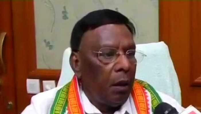 Victory of France in FIFA World Cup 2018 is victory of Puducherry: CM V Narayanasamy