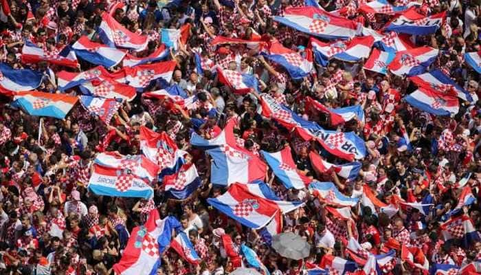 FIFA World Cup 2018: Croatia takes to streets to toast football team's historic run