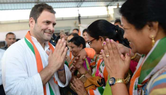 Congress backs women's quota bill but has just 7 women in Congress Working Committee