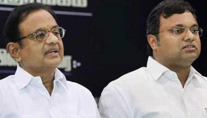 Aircel-Maxis case: CBI files fresh chargesheet, lists P Chidambaram, Karti as 'accused'