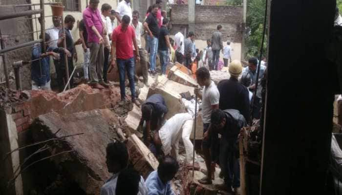 Five killed, many injured as Pune building collapses