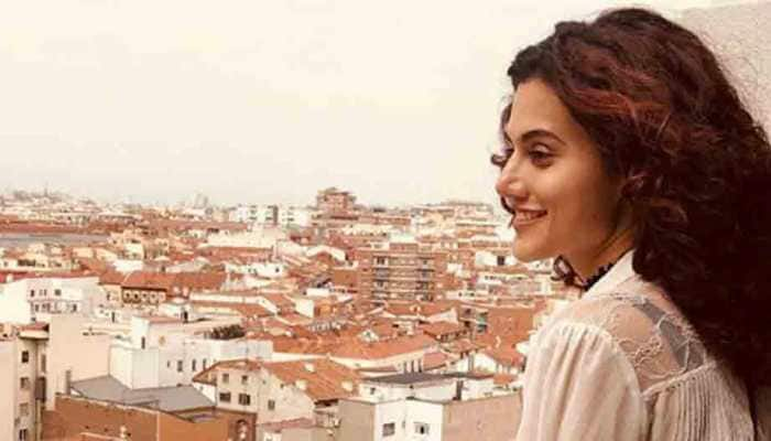 Taapsee Pannu's 'Badla' shoot wrapped up
