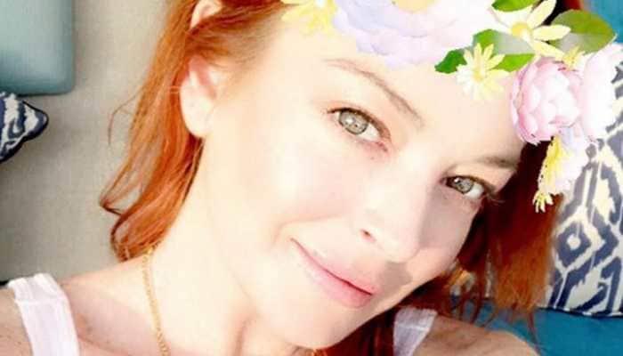 Lindsay Lohan wants to adopt