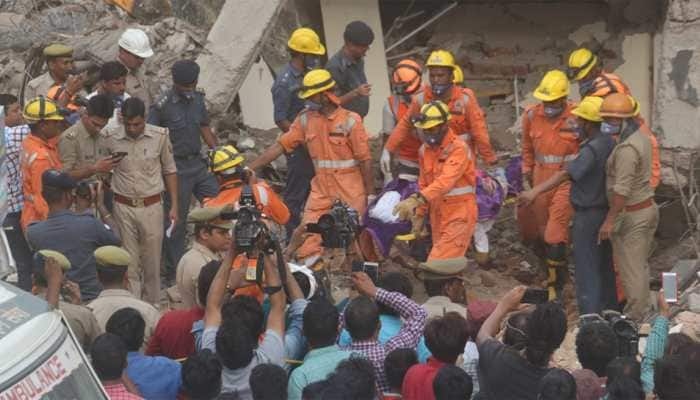 Now, roof of a house collapses in Delhi's Dwarka; at least 2 dead, 3 injured