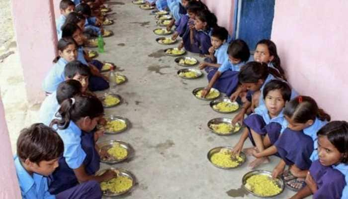 13 children hospitalised in Delhi after consuming mid-day meal