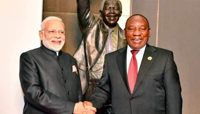 Twin stamps of Mahatma Gandhi, Nelson Mandela to be released