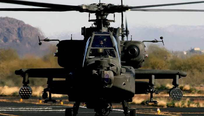India's first Apache, Chinook choppers complete inaugural flights: Boeing
