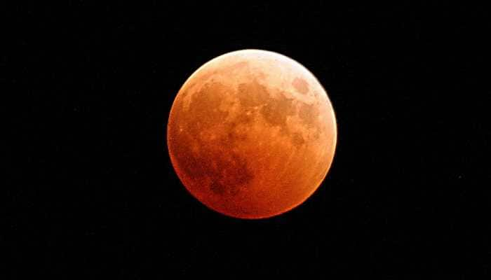Total Lunar Eclipse 2018: Watch Super Blood Moon live streaming