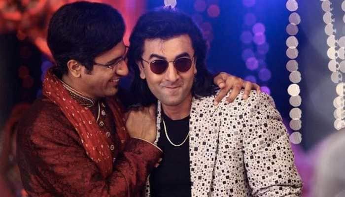 Real life 'Kamli' Paresh Gehlani posts a special message for bestfriend Sanjay Dutt-See inside