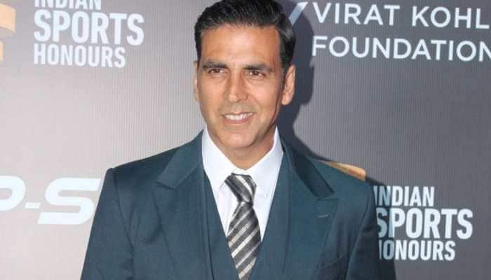 Don't think anybody besides me best suited for 'Mogul', says Akshay Kumar