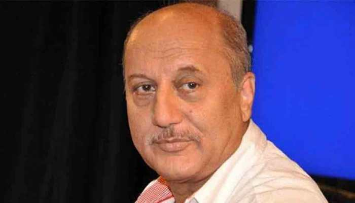 Anupam Kher starts shooting for American drama series New Amsterdam