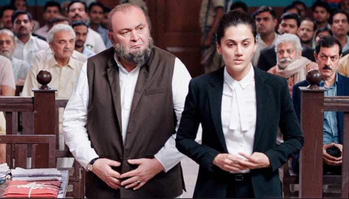 Mulk movie tweet review: Get ready for Rishi Kapoor and Taapsee Pannu's courtroom drama