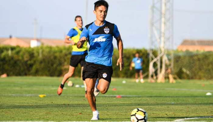 On birthday, Sunil Chhetri named 'Asian Icon' by AFC, gets praise for rivalling Ronaldo, Messi