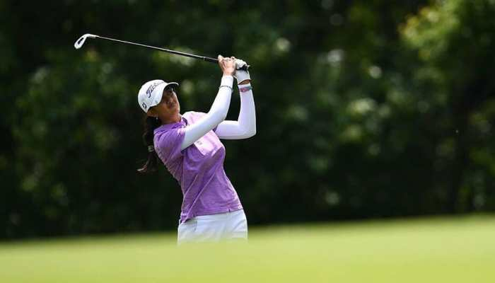 Indian golfer Aditi Ashok makes cut for first time at Women's British Open