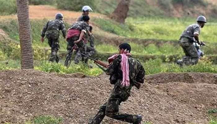 14 Naxals killed in encounter with security forces near Sukma in Chhattisgarh