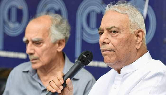 Bofors pales into insignificance before Rafale 'scam', allege Yaswant Sinha, Shourie