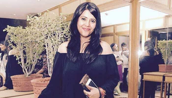 My take on nepotism is that I don't do it: Ekta Kapoor