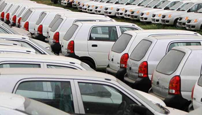 Passenger vehicle sales drop first time in 9 months in July