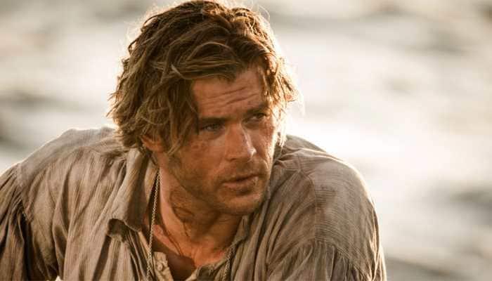 Chris Hemsworth embraced shirtless scenes