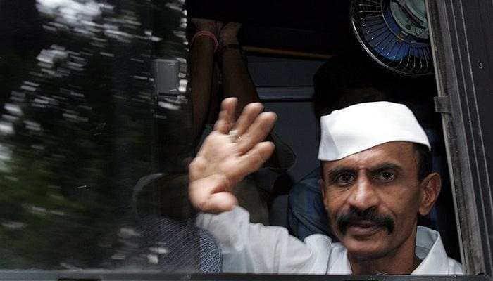 Arun Gawli tops exam on Gandhism in Nagpur central jail