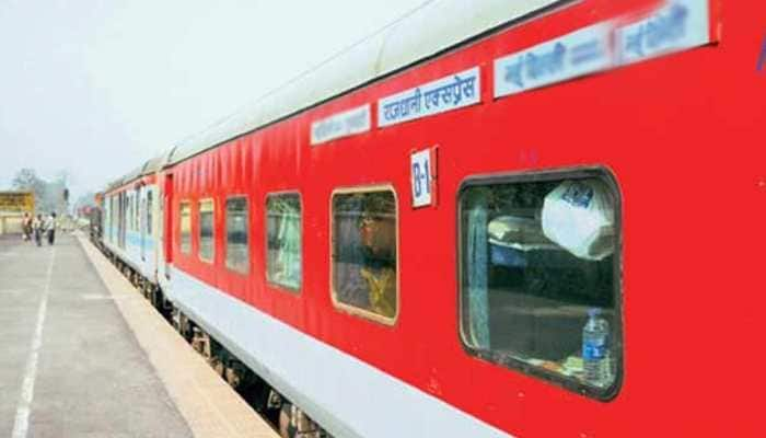 Drunk coach attendant, two others misbehave with woman in Rajdhani Express