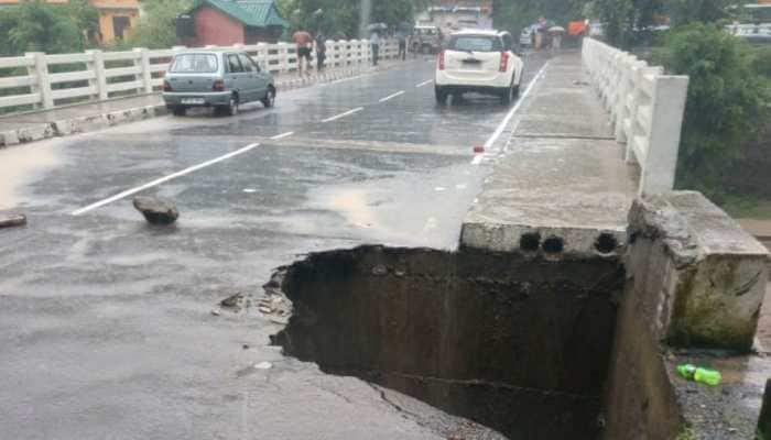 Heavy rains predicted across Himachal, schools in several districts to stay shut