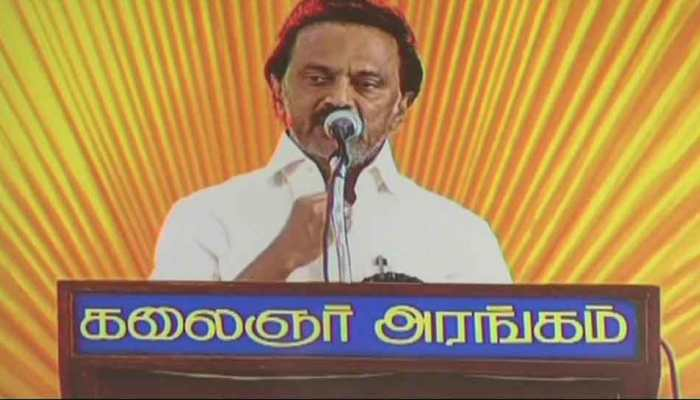 Emotional Stalin says he has worked relentlessly for DMK a day after Alagiri threatens revolt