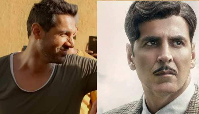 Gold and Satyameva Jayate earn big at the Box office; Akshay Kumar and John Abraham record their highest day 1 collections