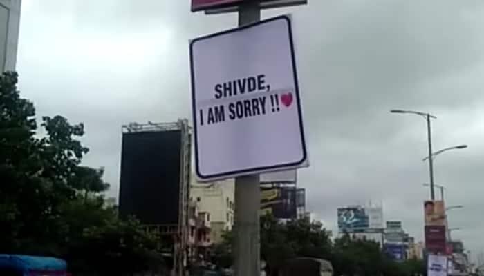 Pune: Lovestruck romeo puts up 300 'I am sorry' hoardings for girlfriend