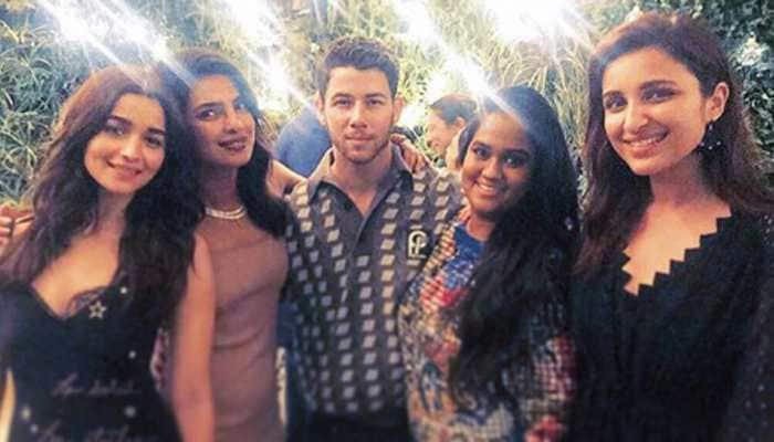 Alia Bhatt sends love to newly engaged Priyanka Chopra-Nick Jonas, shares pic