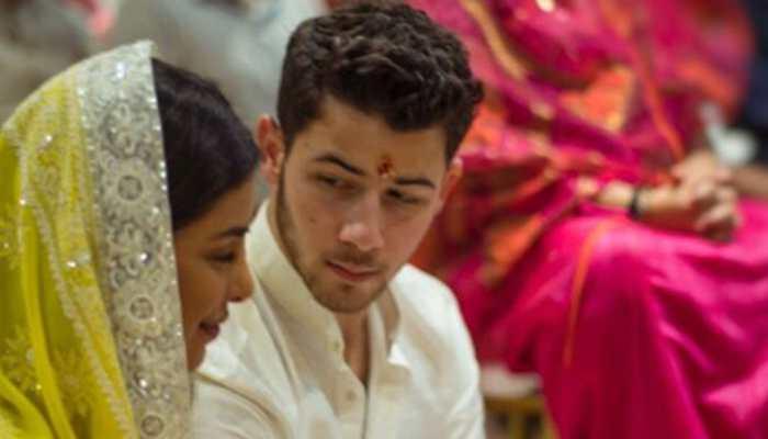 Priyanka Chopra's future father-in-law shares pics from the roka ceremony