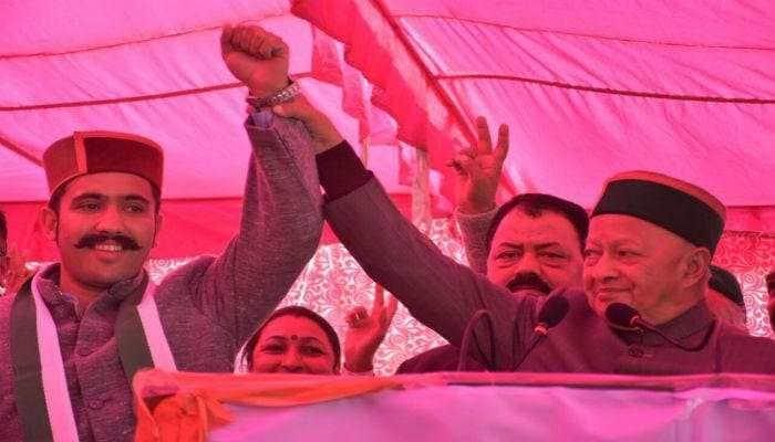 Delhi court grants bail to Virbhadra's son Vikramaditya in money laundering case