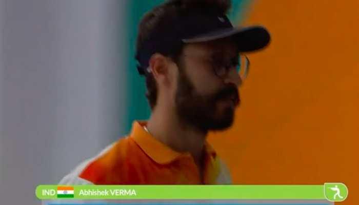 Asian Games: Indian shooter Abhishek Verma wins bronze in 10m Air Pistol event