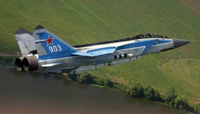 Russia developing fifth-generation fighter-interceptor MiG-41