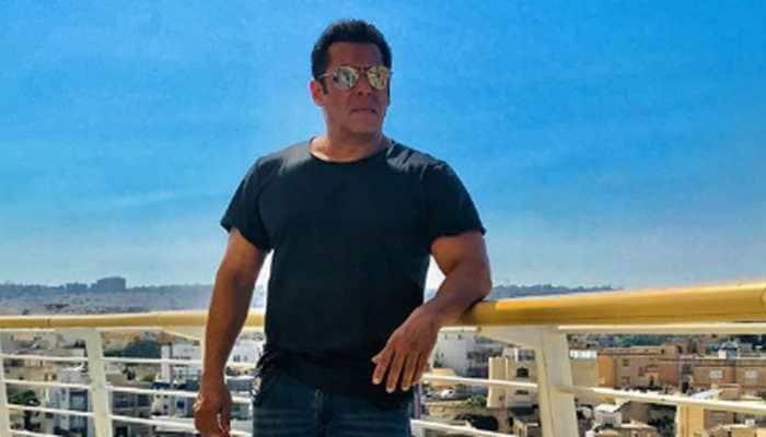 Salman Khan starrer Bharat makers use drone camera to shoot - Watch