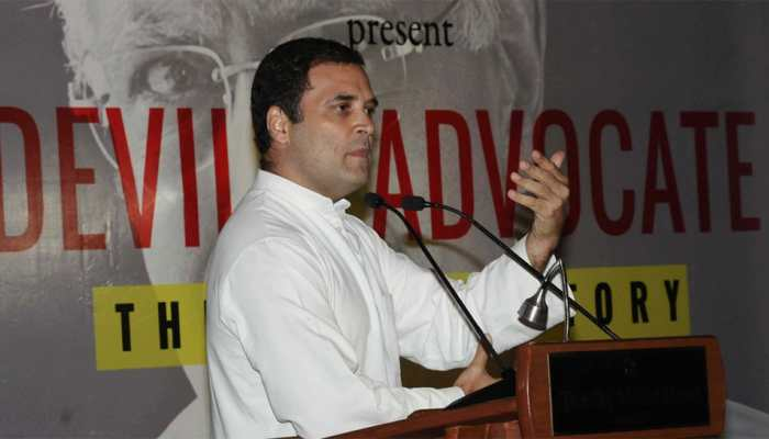 BJP asks Rahul Gandhi to apologise for 1984 anti-Sikh riots