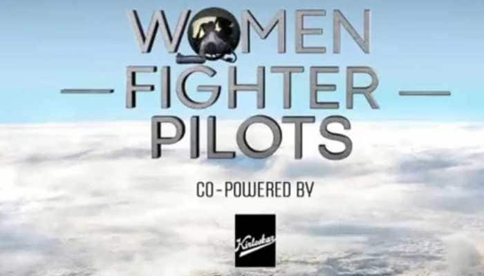 Discovery airs special two-part series on India's first female fighter pilots
