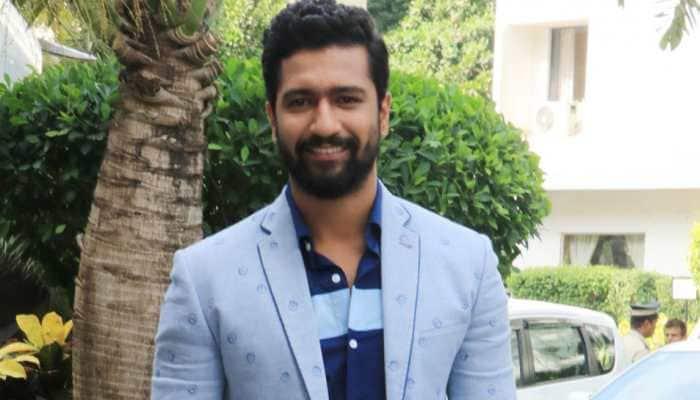 'Sanju' didn't show whole media in bad light, says Vicky Kaushal