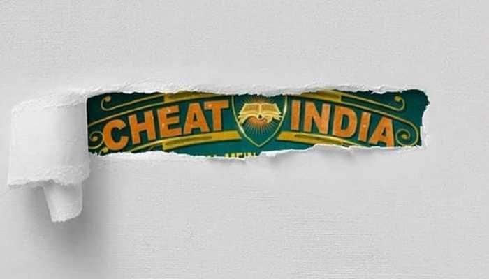 Emraan Hashmi unveils teaser poster of 'Cheat India'