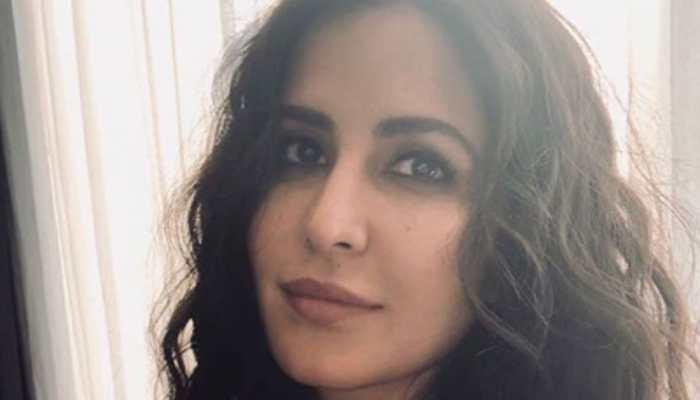 Bharat: Katrina Kaif poses for a dreamlike pic between shots